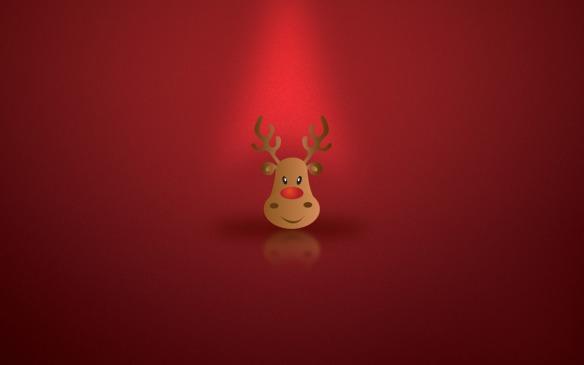 Reindeer-wallpaper
