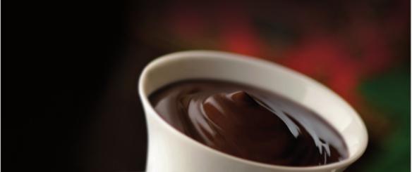 Warme Choco drank